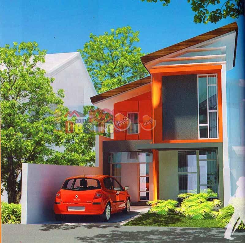 Desain Rumah Minimalis Lebar 5 Meter  tukang bangun rumah rumah minimalis lebar 6 meter