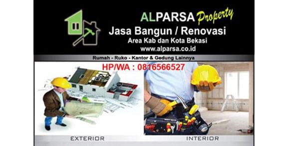 Jasa Bangun dan Renovasi Rumah Bekasi