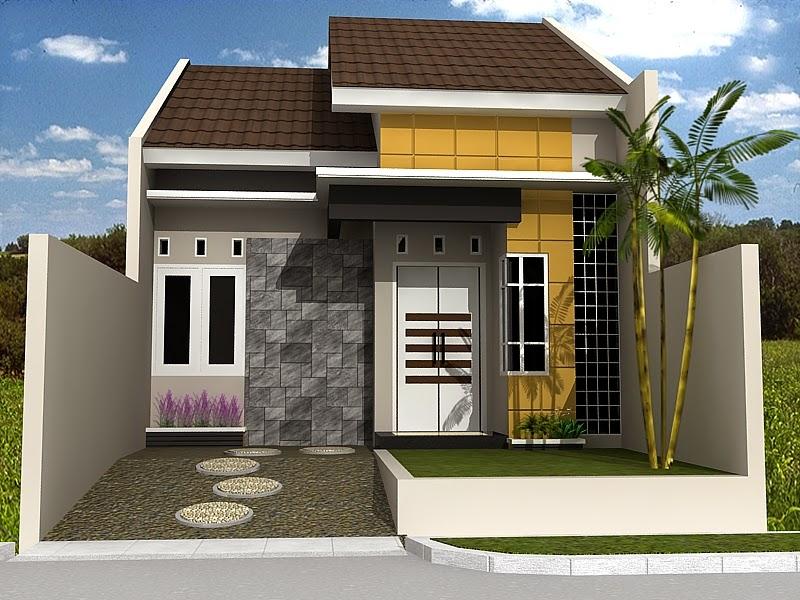 Rumah Minimalis 1 Lantai Cv Alparsa