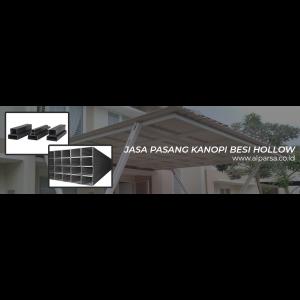 Jasa-pasang-kanopi-rangka-hollow-cirebon