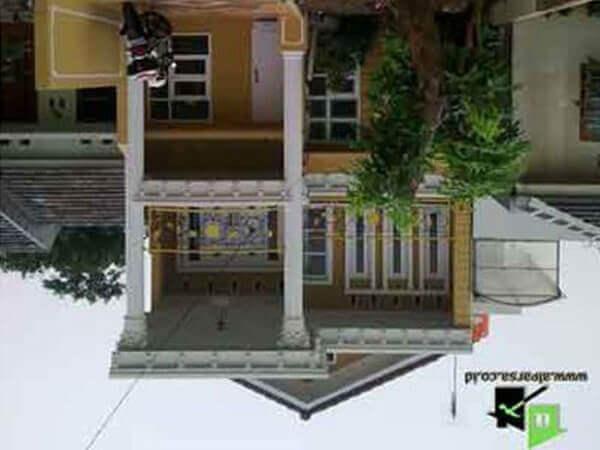 Renovasi Rumah Mustika Jaya